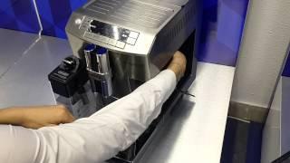Кофеварка Delonghi ECAM 28.465 M обзор