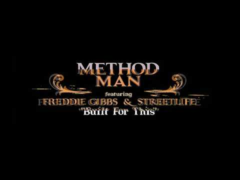 Method Man - Built For This ft. Freddie Gibbs&StreetLife(J Clyde Remix)|instrumental remake|Rebel7