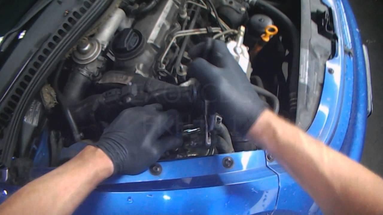 vw new beetle fuel filter