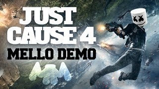 JUST CAUSE 4 Gamescom Demo | Gaming with Marshmello thumbnail