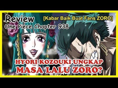 Hyori Kozouki Ungkap Masa Lalu Zoro Kabar Baik Untuk Fans Zoro Youtube