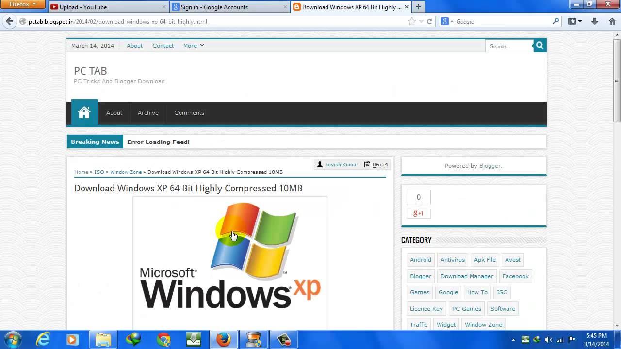 Utorrent xp 64 bit