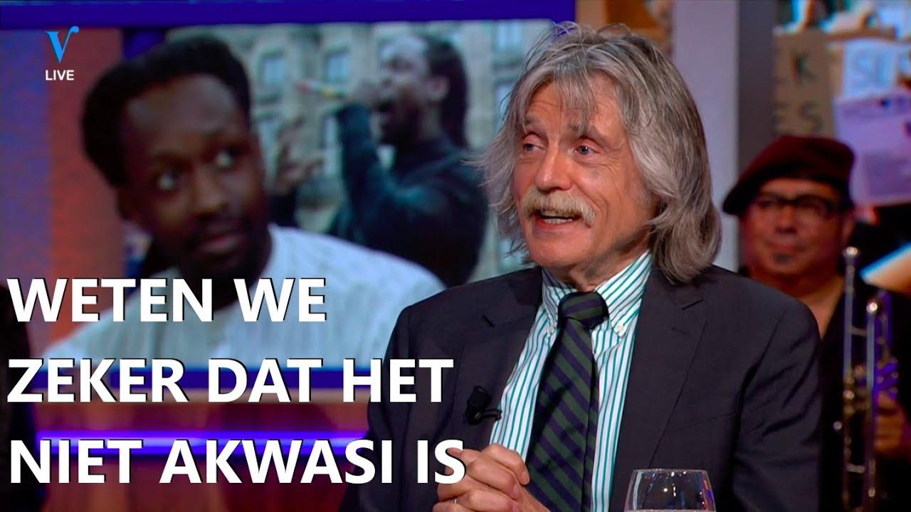 Download Alle momenten van Johan Derksen en Rene van der Gijp over Akwasi (compilatie)