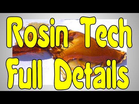 ROSIN TECHNIQUE IF FULL DETAIL full discussion on how to DIY ROSEN OIL SHATTER