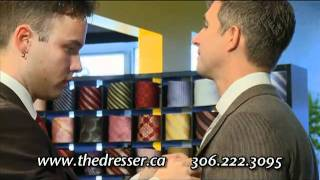 The Dresser Fashions For Men Saskatoon, Tv Commercial