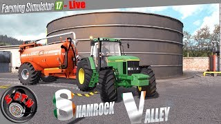ALL OF THE SPRING TIME FUN! Shamrock Valley | FARMING SIMULATOR 17 -  LIVE STREAM