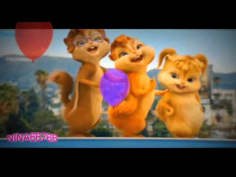 happy birthday to you  Alvin And The Chipmunks