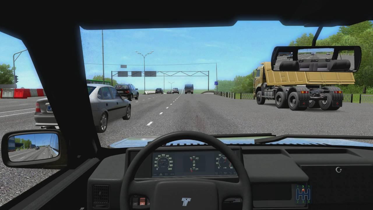 City Car Driving 1 5 1 Tofas Sahin 1 6 I E Youtube