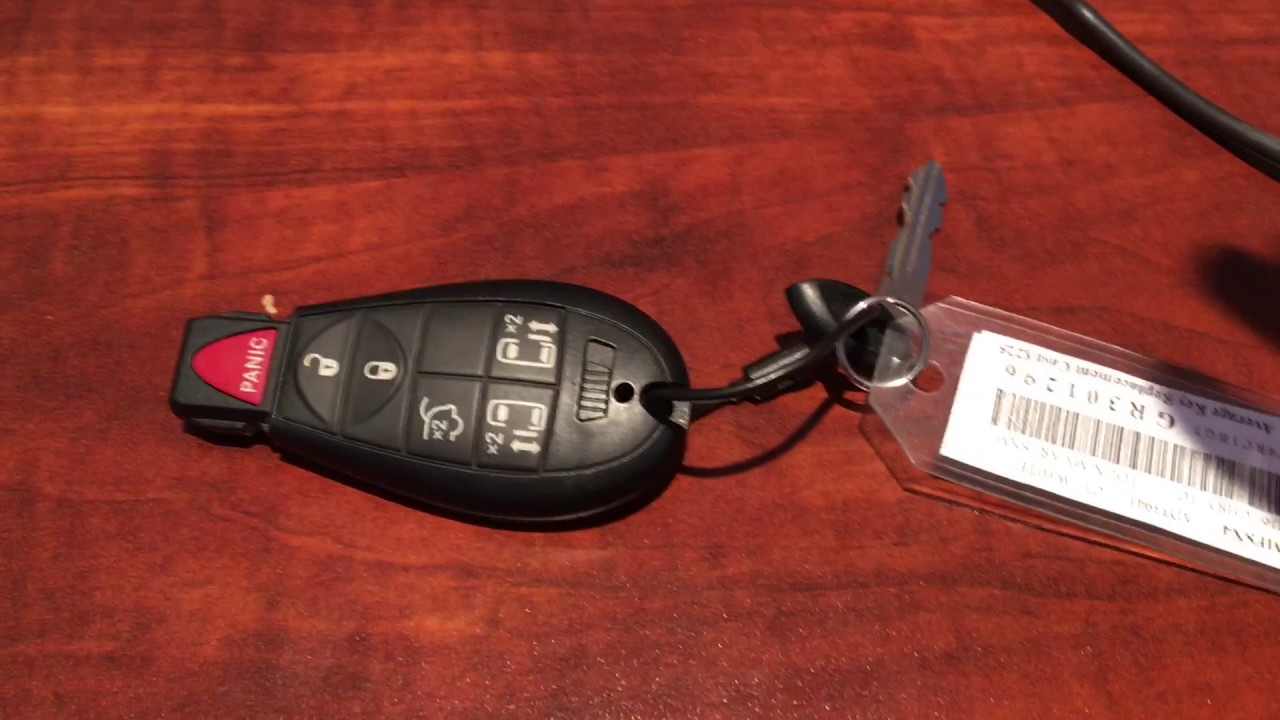 Turn Horn Off On Remote Lock Chrysler Town  U0026 Country
