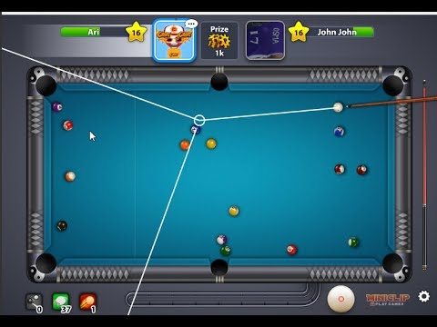 [Root]8 Ball Pool Hack (Guide-line hack) | Android Hackers