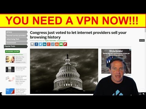 You Need a VPN NOW!!!