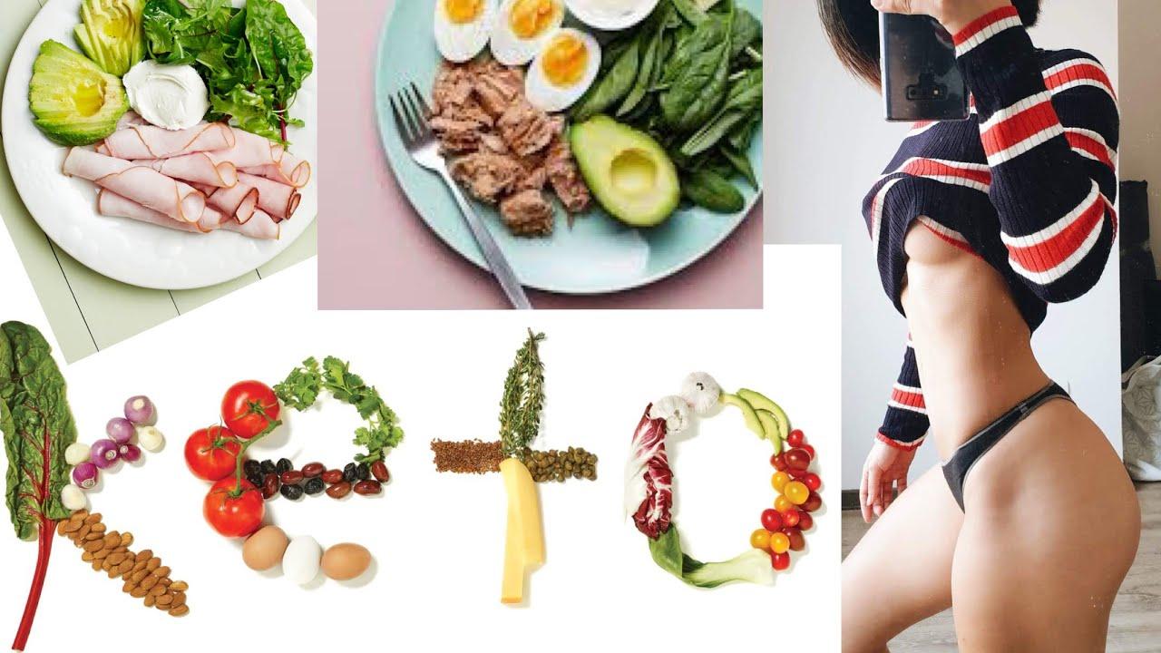Keto diet là gì? ( lợi ích, tác hại, thực hành ở siêu thị,… ) ♡ Hana Giang Anh