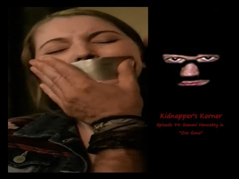 KK Ep 94  Sammi Hanratty's Lips Sealed with Duct Tape OnScreen!