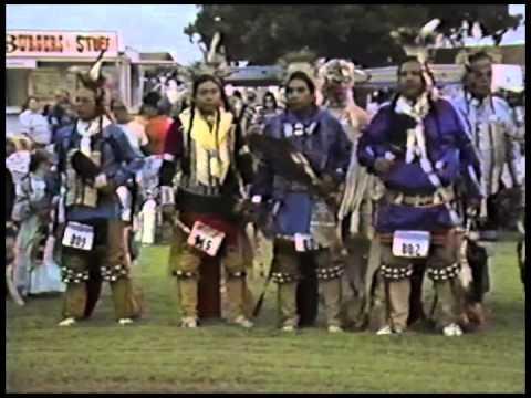 1989 Sac & Fox Promo