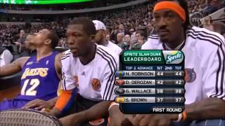 2010 nba slam dunk contest nate robinson
