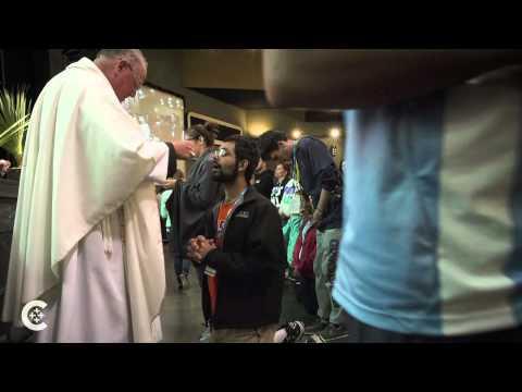 Pope Francis visits slums of Rio | Newsbreak 7-26-13