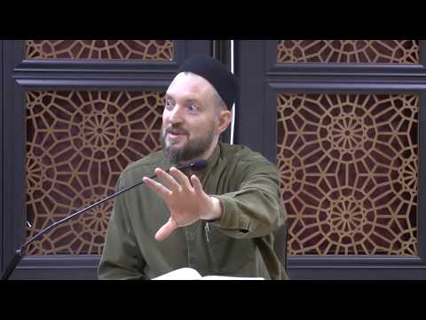 Touring the Gardens of the Righteous | Shaykh Jihad Brown (Part 35)