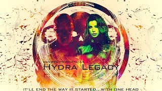 Cover images Hydra Legacy: A Marvel Audio Story
