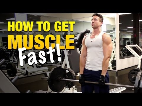 How to Get Muscle Fast: Stick With These Proven Compound Exercises