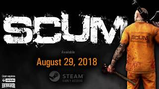 SCUM Welcome to SCUM Island Trailer