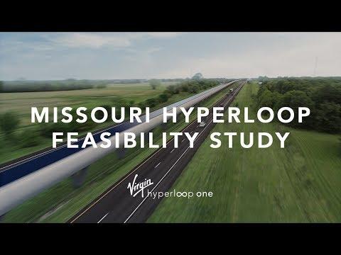 Missouri Hyperloop Feasibility Study