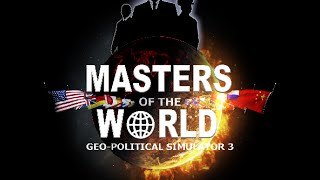 Masters of the World Gameplay - Canada