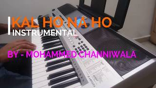 Kal Ho Na Ho (Heartbeat) - Piano Instrumental Cover