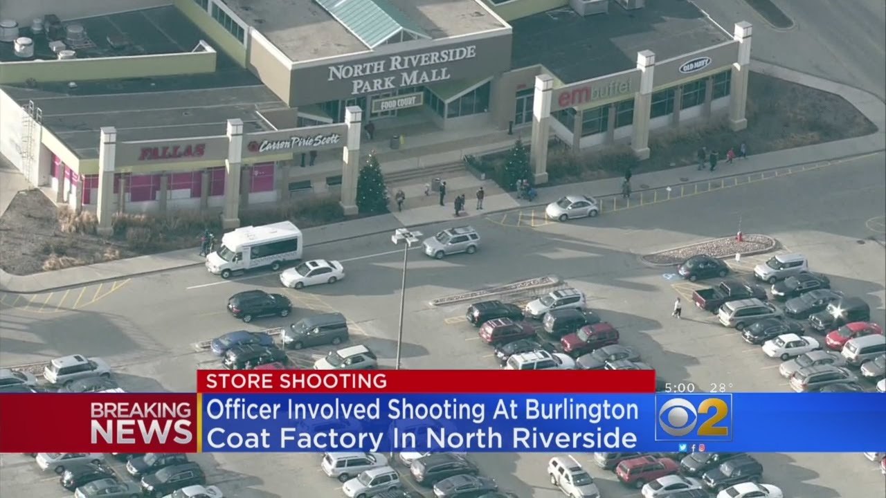 Officers Shoot Man At North Riverside Store Youtube