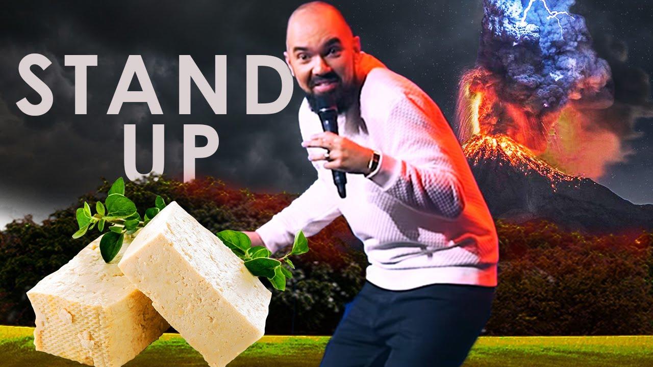 Teo | Despre brânză și vulcani | Stand Up Comedy