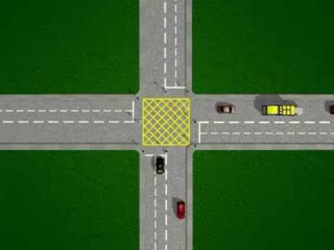 Box Junctions - How To Use