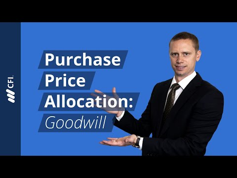 Goodwill And Purchase Price Allocation