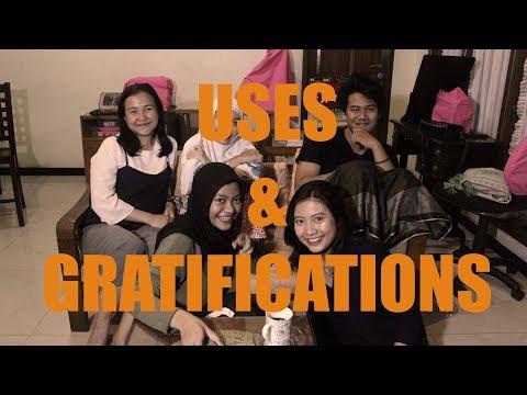 Download Teori Uses and Gratifications - Kelompok 1 Mp4 baru