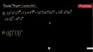 Matematika Kelas 10 - Bab 1-02 - Bentuk Pangkat Contoh Soal