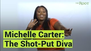 Michelle Carter: The Shot-Put Diva