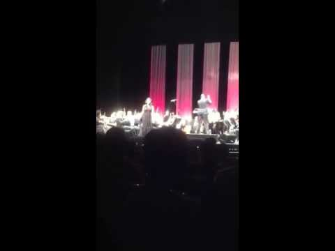 Sasha Allen Whitney Houston Tribute