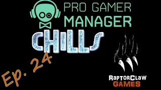 """Pro Gamer Manager Ep. 24 """"No B-Team again! New Tournament!!"""" PC Gameplay Early Access"""