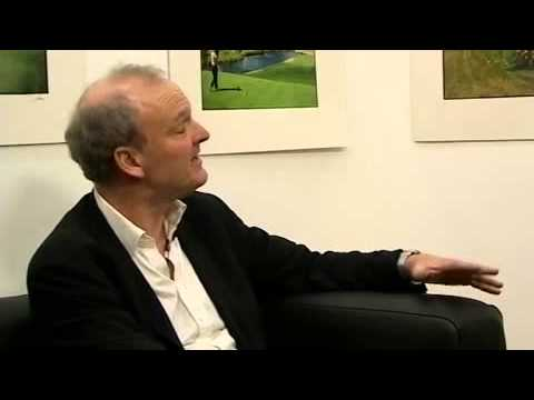 Denis Pugh Interviews Robert Green  Part 1