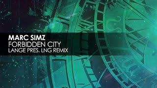 Marc Simz - Forbidden City (Lange presents LNG Remix) Resimi