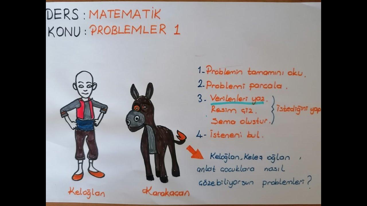4.SINIF MATEMATİK PROBLEMLER 1