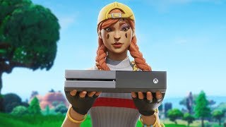 I Switched To Console And Did This...  Xbox $1,000,000 Fortnite Tournament!