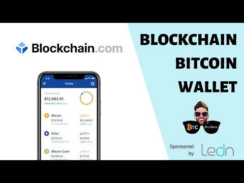 Blockchain Wallet: How To Use A Bitcoin Wallet