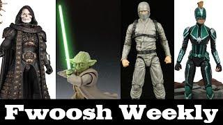 Weekly! Ep103: X-Men, Star Wars, AI Ninja, Iron Man, DBZ, Marvel Legends, Conan, MOTU and more!