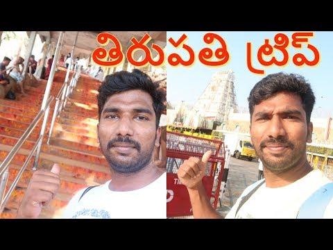 Tirupati To Tirumala Temple Steps Way    Tirupati Trip