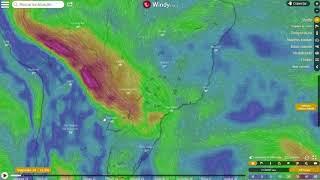 Semana começa com muita instabilidade no Sul, MS e SP