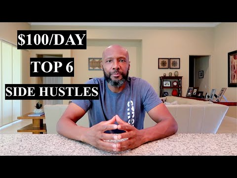Download or watch: The 6 BEST Side Hustles To Make Money NOW video