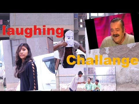 LAUGHING CHALLANGE || THE PVR BC