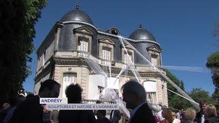 Yvelines | Andrésy : Sculptures et natures à l'honneur