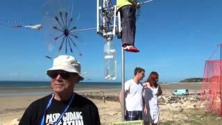 Automate éolien par Joel Goupil http://www.wokipi.fr/
