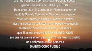 CUEVAS DEL CAMPO 30 AÑOS.wmv