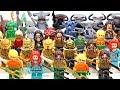 LEGO Aquaman King of Atlantis Seven Kingdoms Trench Creatures  Minifigure Collection